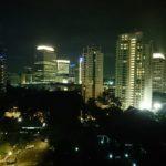 インドネシアのビル群